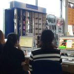 ลูกค้าร้านขายสีโดยใช้โปรแกรมหน้าร้่าน dmart