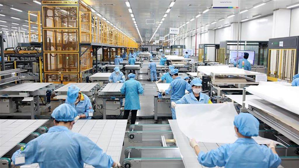 เหมาะกับโรงงานผลิตสินค้า